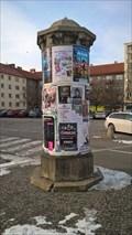 Image for Advertising column nám. Hrdinu, Krnov, Czech Republic