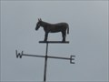 Image for Donkey Weathervane - Hyde School, Hyde, New Forest, Hampshire, UK