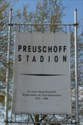 Image for Preuschoff-Stadion - Meckenheim, Germany