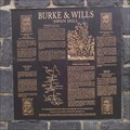 Image for Burke and Wills monument - Swan Hill,  Victoria