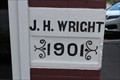 Image for 1901 - J.H. Wright Building (Big Daylight Store) - Mansfield, TX