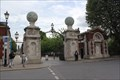 Image for Pepys Gate -- Old Royal Naval College, Greenwich, London, UK
