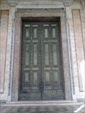 Image for Doors of the Curia Julia, San Giovanni in Laterano - Rome, Italy