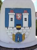 Image for Znak mesta Pelhrimov (Svatovítské nám.) - Pelhrimov, Czech Republic