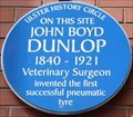 Image for John Boyd Dunlop - May Street, Belfast, UK