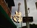 Image for Giant Guitar - Sun Studios, Memphis, TN