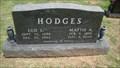 Image for 104 - Mattie A. Hodges - Rose Hill Burial Park - OKC, OK