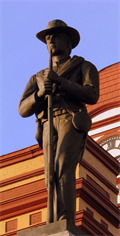 Image for Confederate Soldier - Trenton, TN