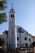 Image for Modry Kostolik (blue church) - Bratislava, Slovakia