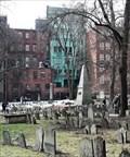 Image for Granary Burying Ground - Satellite Oddity -  Boston, Massachusetts, USA.