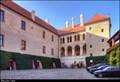 Image for North arcade wing of Melník Chateau / Severní arkádové krídlo Melnického zámku (Central Bohemia)