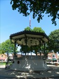 Image for Oskaloosa City Park and Band Stand - Oskaloosa, Iowa