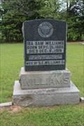 Image for Ida Sam Williams - Smith Cemetery - Rosalie, TX
