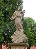Image for St. John of Nepomuk // sv. Jan Nepomucký - Pohled, Czech Republic