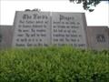 Image for The Lord's Prayer - Hillcrest Memorial Gardens - Spencer, OK