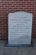 Image for Confederate Veteran's Memorial -- Saline County Veteran's Plaza, Benton AR