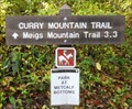 Image for Curry Mountain Trail - GSMNP, TN