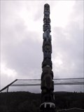 Image for Hume School Totem Pole - Nelson, British Columbia