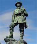 Image for WW1 Soldier - Lampeter, Powys, Wales.