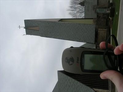 I'll get a waymark talisman soon, but here's my GPSr.