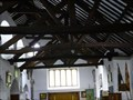 Image for Timber Rafters - St Oswald's Church - Grasmere, Cumbria, UK.