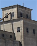 Image for Pearlstone Grain Elevator ghost -- Dallas TX