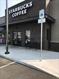 Image for Starbucks drive-thru opens Friday