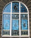 Image for First Presbyterian Church Windows  -  New Cumberland, WV