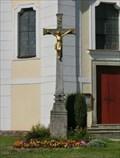 Image for Churchyard Cross - Bobrova, Czech Republic