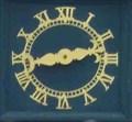 Image for Clock, Hanbury Hall, Hanbury, Worcestershire, England