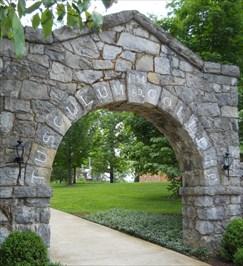 Old Entrance Gate