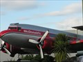 Image for Maccas DC-3 Airline. Taupo, North Island, New Zealand.