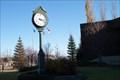 Image for Town Clock - Lamont, Alberta