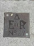Image for Boundary Marker No. 27  -  St Katharine's Way, London, UK