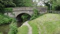 Image for Arch Bridge 27 Over The Peak Forest Canal, Disley, UK