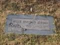 Image for 100 - Jessie Hoffman Jordan - Rose Hill Burial Park - OKC, OK