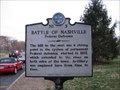 Image for Battle Of Nashville Federal Defenses - N I3