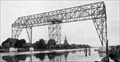 Image for OLDEST -- Transporter Bridge in Germany - Schwebefähre Osten