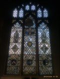 Image for Stained Glass Windows, St Mary's - Gislingham, Suffolk