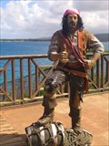 Image for Pirate Statue - Discovery Bay, Jamaica