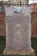 Image for Battle of Nacogdoches Memorial -- Nacogdoches TX