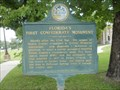 Image for FIRST - Confederate Monument in Florida