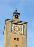 Image for Burgtorturm Bell/Glock - Rothenburg ob der Tauber, Bavaria, Germany