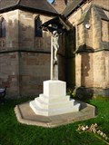 Image for WWI & WWII War Memorial, St Stephen's, Barbourne, Worcestershire, England