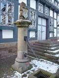 Image for Rathausbrunnen Uslar, NS, D