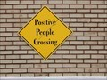 Image for Positive People Crossing - Reading, PA