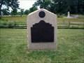 Image for Batteries B & L, 2nd U.S. Artillery - US Regulars Tablet - Gettysburg, PA