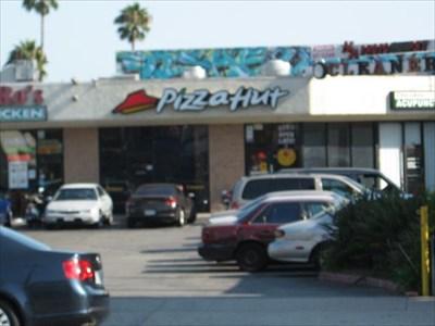 Pizza Hut Sunset Blvd Los Angeles Ca Restaurants On Waymarking