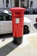 Image for Victorian Post Box - De Vere Gardens, London, UK