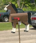 Image for Horse Mailbox - Candor, NY